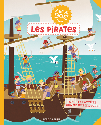 Archidoc, Les pirates