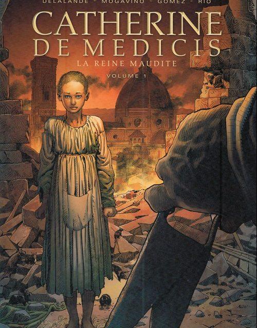 <em>Catherine de Médicis</em>. Tome 1