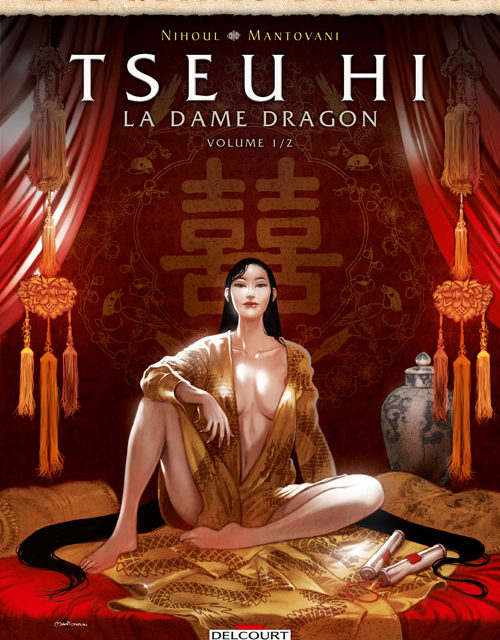 <em>Tseu Hi</em>. T. 1,  « La Dame Dragon »