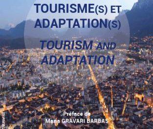 Image illustrant l'article Couv_1 TOURISMADAPT de La Cliothèque