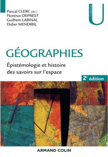 Géographies – Épistémologie et histoire des savoirs sur l'espace