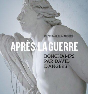 Après la guerre, Bonchamps par David d'Angers