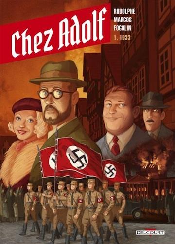 <em>Chez Adolf</em>. Tome 1, « 1933 »