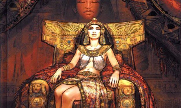 <em>Cléopâtre. La reine fatale</em>. Tome 1