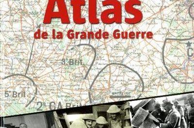 Image illustrant l'article Atlas-de-la-Grande-guerre de La Cliothèque