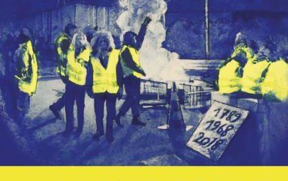 couverture Le Fond de l'air est jaune. Comprendre une révolte inédite