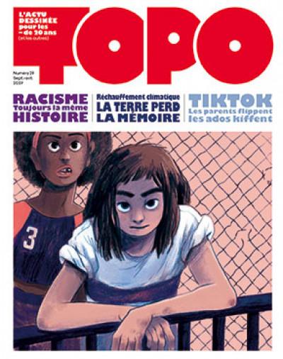 Topo numéro 19 : l'actu dessinée pour les moins de 20 ans (et les autres)