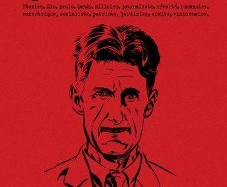 couverture Orwell,Pierre Christin et Sébastien Verdier Dargaud, 2019, 157p., 19,99€