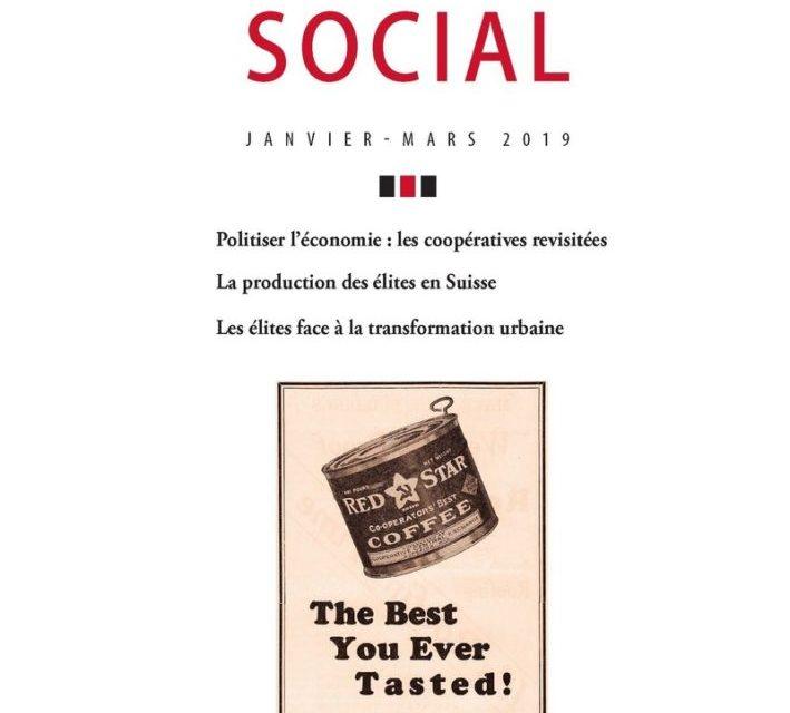 Le mouvement social, n°266