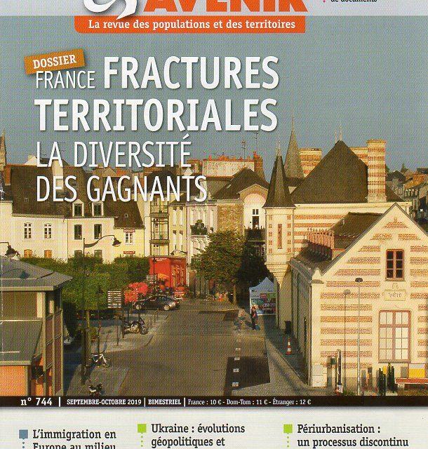 Fractures Territoriales – La diversité des gagnants