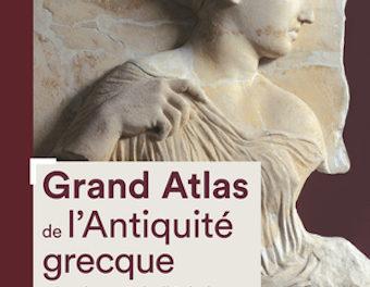 Image illustrant l'article 14Bis-Grand Atlas de l'Antiquité grecque classique et hellénistique de La Cliothèque