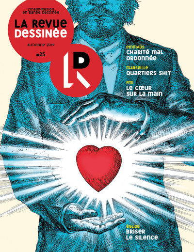 La Revue dessinée n° 25