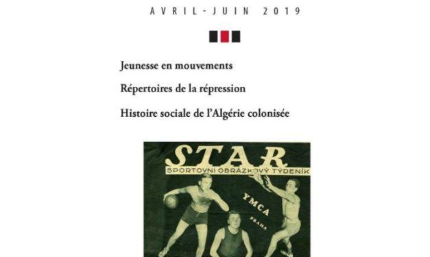 Le mouvement social, n°267