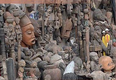 Image illustrant l'article L'Afrique noire en vitrines de La Cliothèque