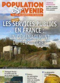 Les services publics en France : un déménagement du territoire ?