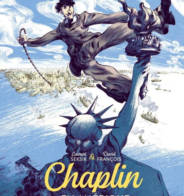 <em>Chaplin en Amérique. Tome 1</em>