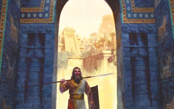<em>La sagesse des mythes. Gilgamesh ». Tome 1/3, « Les frères ennemis »