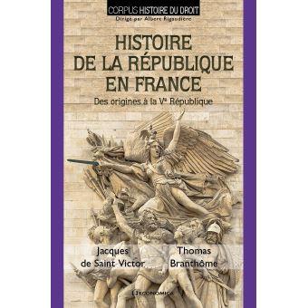 Histoire de la République en France (Des origines à la Ve République)