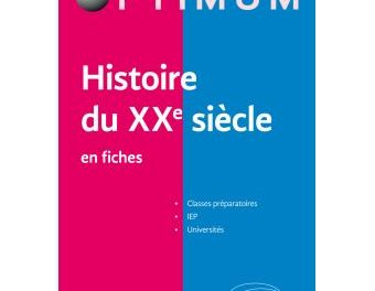 Image illustrant l'article histoire-du-xxe-siecle-en-fiches de La Cliothèque