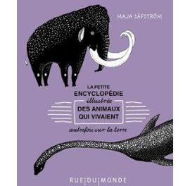 Image illustrant l'article la-petite-encyclopedie-illustree-des-animaux-qui-vivaient-autrefois-sur-terre-format-album-1283504950_ML de La Cliothèque