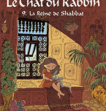 Le Chat du Rabbin. Tome 9 : La reine de Shabbat