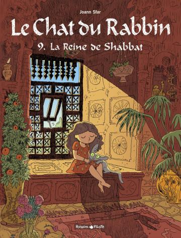 <em>Le Chat du Rabbin</em>. Tome 9, « La reine de Shabbat »