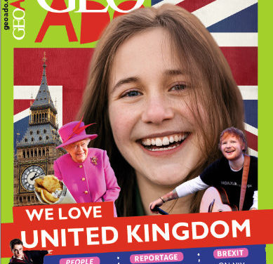 We love United Kingdom