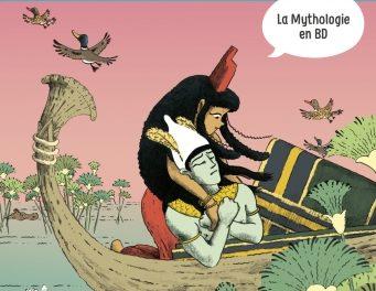 Image illustrant l'article Isis et Osiris de La Cliothèque