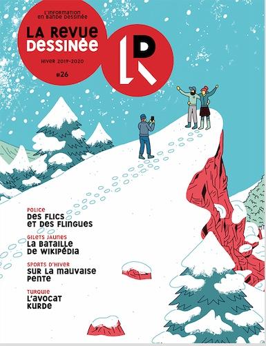 La Revue dessinée n° 26