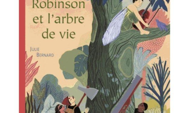 Robinson et l'arbre de vie