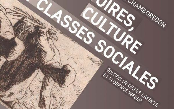 Territoires, culture et classes sociales