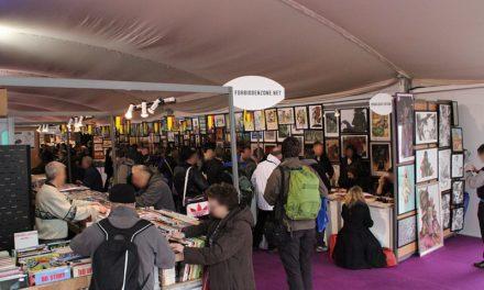 Image illustrant l'article 800px-Festival_International_de_la_Bande_Dessinée_d'Angoulême_2013_072 de La Cliothèque