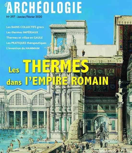 Les thermes dans l'Empire romain