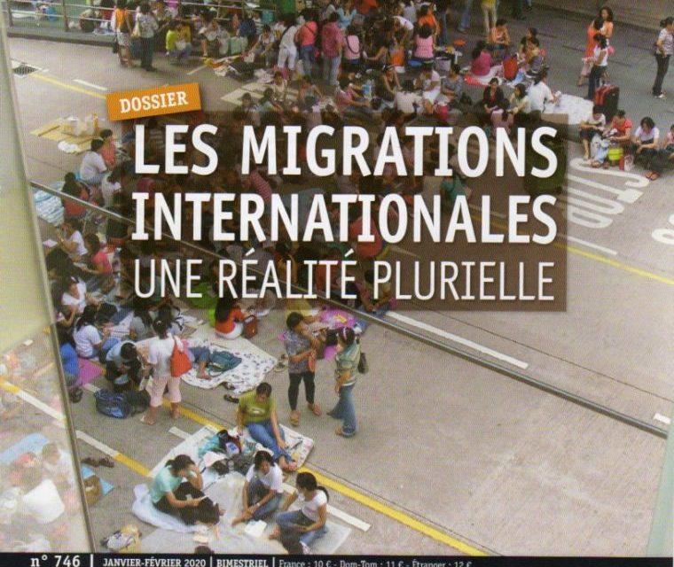 Les migrations internationales – Une réalité plurielle