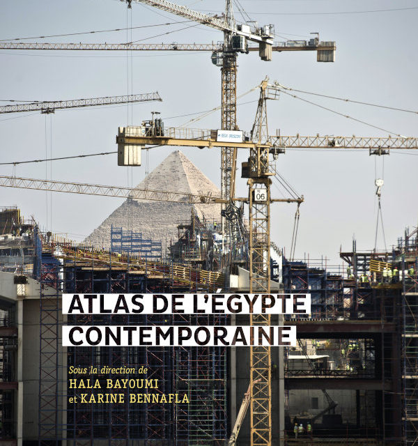 Atlas de l'Egypte contemporaine