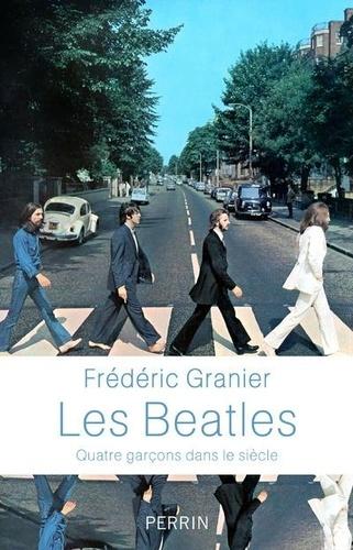 Les Beatles – Quatre garçons dans le siècle