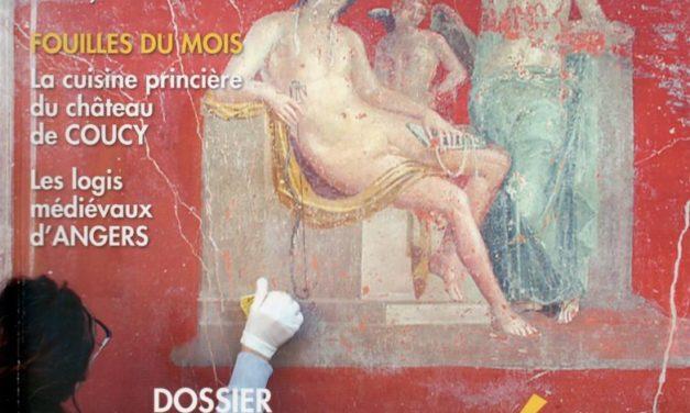 Dossier Pompéi les dernières découvertes