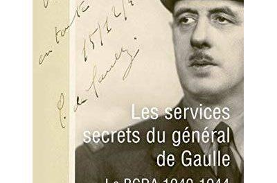 Image illustrant l'article Les-services-secrets-du-general-de-Gaulle-Le-BCRA-1940-1944 de La Cliothèque