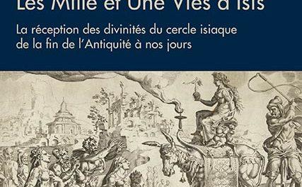Image illustrant l'article mille et une vies d'Isis de La Cliothèque