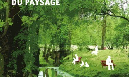 Image illustrant l'article Sur les bancs du paysage -Couverture de La Cliothèque