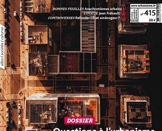 Image illustrant l'article Urbanisme 415 de La Cliothèque
