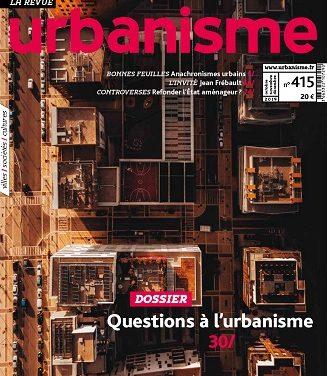 Questions à l'urbanisme