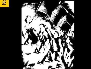 Image illustrant l'article Couverture c'est l'anarchie de La Cliothèque