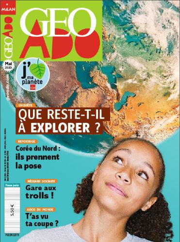 Géo Ado N°207