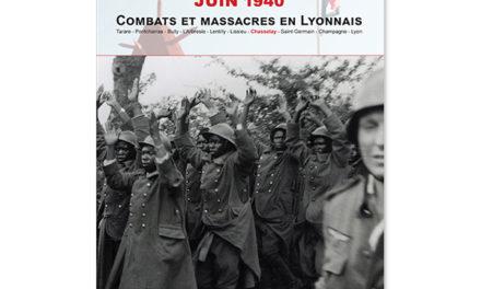 Image illustrant l'article 1940-Combats-et-massacres-en-Lyonnais de La Cliothèque