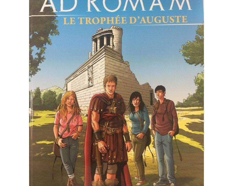 Ad Romam, le trophée d'Auguste