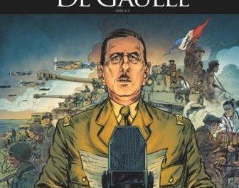 Image illustrant l'article Glénat De Gaulle tome 2 de La Cliothèque