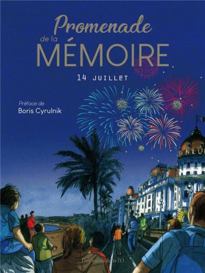 Promenade de la Mémoire 14 juillet