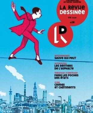 La revue dessinée, numéro 28
