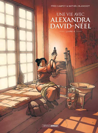 Une vie avec Alexandra David Néel, Livre 4